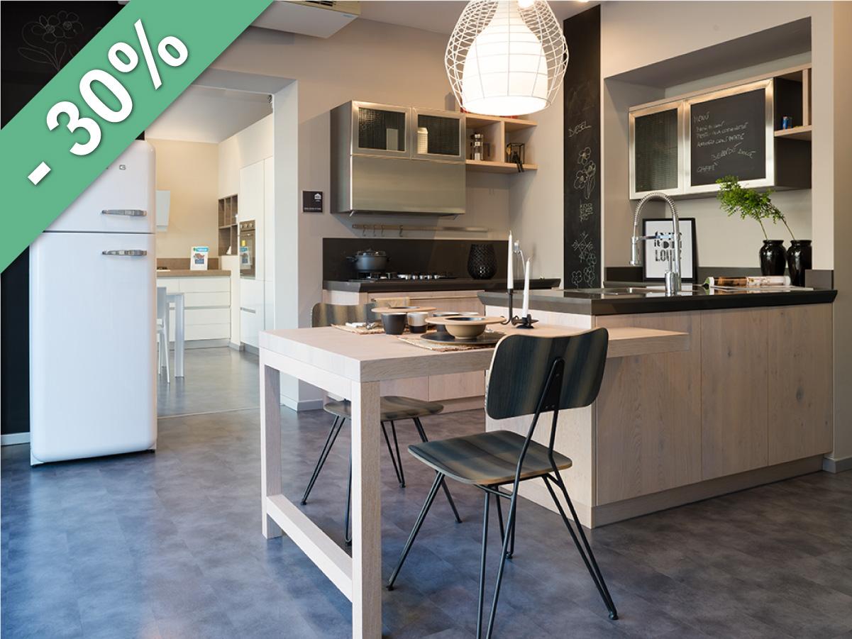 cucina SCAVOLINI modello Diesel Social Kitchen - Arredamenti Giurini